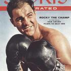 Former heavyweight champion Rocky Marciano died in Newton, Iowa, when his plane crashed en route to a birthday party the day before his 46th birthday.