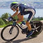 The odds are stacked against Valverde, as he just returned to competitive cycling after serving a ban in January and is racing his first Tour de France since 2008. But with the support of his team, the Spaniard hopes to make the podium in this year's Tour.