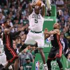 Age:  36    Position:  Power Forward/Center   2011-12 Team:  Celtics    2011-12 Stats:  15.8 ppg, 8.2 rpg, 2.9 apg, 1.0 bpg  Skinny:  Reports indicate that the 14-time All-Star is picking between retirement and making one more run with the Celtics.