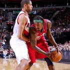 Age:  29    Position:  Small Forward   2011-12 Team:  Blazers/Nets    2011-12 Stats:  13.8 ppg, 6.7 rpg, 2.8 apg, 1.5 bpg  Skinny:  Wallace opted out of the final year of his contract with the Nets and wants more than a one-year deal.