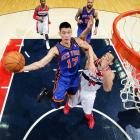 Age:  23   Position:  Point Guard  2011-12 Team:  Knicks   2011-12 Stats:  14.6 ppg, 6.2 apg, 3.1 rpg   Skinny:  Lin isn't going anywhere. The Gilbert Arenas provision in the CBA prevents teams from offering Lin more than the mid-level exception (about $5 million), which the Knicks will match.