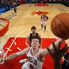 Age:  25    Position:  Center   2011-12 Team:  Bulls    2011-12 Stats:  3.1 ppg, 5.3 rpg, 1.0 bpg   Skinny:  Asik has proved to be a strong rebounder and defender in limited minutes in his first two seasons. The Bulls could end up in luxury-tax territory if they match any $5 million-plus offer to Asik, who would still be behind Joakim Noah, Carlos Boozer and Taj Gibson on the depth chart.