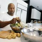 Athletes in Their Kitchens