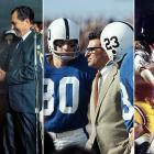 """One of the first vocal proponents of a playoff system, Joe Paterno went as far as President Nixon to voice his dismay with college football's postseason. Paterno was infuriated when Nixon attended the 1969 Texas-Arkansas game so he could crown the winner the national champion. Nixon offered Penn State a trip to the White House and a trophy for the nation's longest winning streak. Paterno replied """"Shove It."""" Paterno also famously claimed """"How could President Nixon know so little about Watergate but so much about football?"""""""