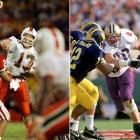 Miami finished 12-0 behind Heisman Trophy winner Gino Toretta, capping a tremendous regular season with a 22-0 victory over Nebraska in the Orange Bowl. Washington's season was equally impressive, as the Huskies faced every ranked opponent on the road and finished the season with a 34-14 victory over fourth-ranked Michigan in the Rose Bowl.