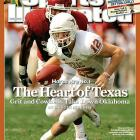 "It was personal for Texas in 2008, as it was passed over to play in the BCS championship game in favor of rival Oklahoma, which it had defeated, 45-35, earlier in the season. Texas lost to Texas Tech, a team Oklahoma beat 65-21, and the Sooners would be rewarded. The score ""45-35"" still surrounds all Red River Shootouts and can be found on the T-shirts of many Texas fans."
