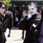 This week's cool music scoop: the annual Wave-Gotik-Treffen music festival, the world's largest such clambake, got underway in Leipzig with more than 250 bands -- including Jamey Rottencorpse & The Rising Dead, Dreadful Shadows, Dope Stars Inc., The Exploding Boy, and The Hellfreaks -- on the bill.