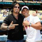Elsewhere in the world of boxing, Victor Ortiz announced that he would fight Motley Crue's bass player at Dodger Stadium on May 27.