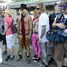 Classic events like the Indy 500 are still attracting high-class clientele.