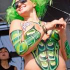 """According to the Wikipedia entry for Indy 500 traditions, particularly the """"Snake Pit"""", the part of the infield near Turn One is a popular location for fans who have little interest in racing activities. Racy activities, such as flashing and streaking, are another story."""