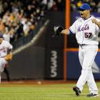 New York Mets' pitcher Johan Santana pitched the first no-hitter in Mets history against the St. Louis Cardinals at CitiField on June 1. The Mets won 8-0.