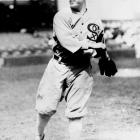 """""""Knuckles"""" was one of the first known knuckleball specialists in major league history, but he remains better known as one of the eight players banned for life after fixing the 1919 World Series. Ciccote was remarkably effective in his nine seasons with the White Sox, leading the American League in wins and ERA in 1917."""