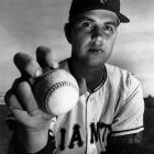 Perhaps the most famous of all the knuckleballers, Hoyt Wilhelm established his legacy as a closer. A five-time All-Star and 1985 Hall of Fame inductee, Wilhelm won 143 games and saved 227 during his 21 seasons with 10 teams, including the 1954 World Series champion New York Giants. In 1959, while with the Orioles, he led the majors with a 2.21 ERA and pitched 10 innings of relief in a single game.