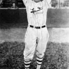 Considered by some to be the worst player in the Hall of Fame, Jesse Haines was a fixture in the St. Louis Cardinals rotation from 1920 to '37. A winner of three World Series championships with the Cardinals, Haines won 20 games three times in his career and no-hit the Boston Braves in 1924. Haines led the majors in complete games and shutouts in 1927, the best season of his career, but his numbers – 210-158, 3.64 ERA in 19 seasons -- are otherwise unremarkable for a player in Cooperstown.