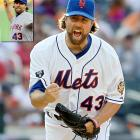 """Using baseball writer Rob Neyer's definition, this gallery includes any pitcher """"who would not have been in the majors without his knuckleball, or whose knuckleball was considered his best pitch, at least for a time.""""   R.A. Dickey, the majors' only active knuckleball pitcher, became the first knuckleballer to win a Cy Young.  Dickey's career has completely transformed since he joined the New York Mets, a distinction owned by few players. Before joining the Mets in 2010, Dickey operated primarily as a spot starter and frequently bounced between Triple A and the majors, with modest single-season MLB highs for wins (nine), ERA (4.62) and WHIP (1.48). Since joining the Mets, he has set career highs in all of those categories.  In 2012, Dickey won 20 games (five of them complete, three of them shutouts) with a 2.73 ERA, 1.05 WHIP, and 230 strikeouts.   From May 27 through June 18, Dickey allowed no earned runs over five starts, and through 54.2 innings pitched he struck out 71 batters with just six walks."""