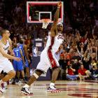 This game will be remembered for having the signature shot of James' career: a buzzer-beating, game-winning three-pointer to punctuate his 35-point effort and even the series at 1-1.