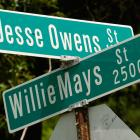 Streets Named After Athletes