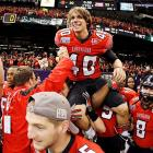 They are tried and true, all but automatic after a touchdown and dead solid in the clutch. Here, in alphabetical order, are the nation's top kickers.   The only kicker in the country to make 90 percent of his field goal tries in 2011, Baer has missed only two of 27 career attempts; as the Ragin' Cajuns' punter in '11, he averaged 40.3 yards.