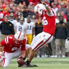 Taking over for departed All-America Alex Henery, Maher filled his shoes by earning first-team All-Big Ten honors as both a kicker and punter (44.5-yard average). He made 19-of-23 field goals, including a careerlong 51-yarder against Michigan.