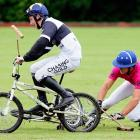 From the Tidworth Polo Club in Tidworth, Wiltshire, we present our suggestion for the next Olympic sport.