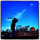 Baseball in Instagram