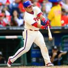 "The Phillies continue to struggle as a team, but ""Chooch"" is having a career offensive year. Ruiz has already eclipsed his career-high in home runs and will almost certainly do the same in all other major offensive categories. He reached the break ranked fourth in the NL in battling at .350 and was named to his first All-Star team."