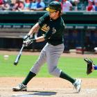 Unable to find consistent playing time in Boston, Josh Reddick arrived in Oakland in a trade for closer Andrew Bailey. Both Reddick and the A's have benefitted. The outfielder has showcased impressive power, hitting 20 home runs in the first half for an otherwise toothless A's lineup. Reddick is also second in the American League with eight outfield assists.
