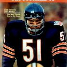 Butkus remains the standard by which all middle linebackers are judged. He was named to eight straight Pro Bowls.   Runner-up:   Sam Mills    Worthy of consideration:   Randy Cross, Kevin Hardy, Jim Ringo, Jim Ritcher.