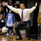"""Butler announced early this offseason that instead of waiting until 2013-14 to make its leap to the Atlantic-10, it would leave its days in the Horizon League behind a year early. The move was likely in response to the possibility of the Horizon League not allowing Butler to compete in a postseason conference tournament. """"The unexpected circumstances that precipitated Butler's request to move immediately were unfortunate, but we will welcome Butler into the A-10 as a valuable new member,"""" A-10 commissioner Bernadette McGlade said. """"The Atlantic 10 has the potential to have the strongest year in league history in 2012-13 with 16 outstanding programs."""""""