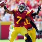 The quarterback of USC's defense had 67 tackles, three picks and a blocked punt last year.