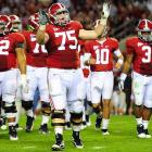The versatile lineman every team wants won the 2011Outland Trophy playing tackle.