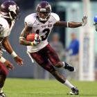 Banks returned 16 punts in 2011 for 166 yards and a score.