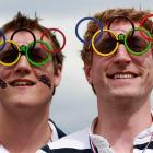 Why the Olympic Games are commonly referred to as spectacles.