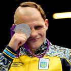 In other boxing news, the Olympic men's light welter silver medal went to a member of Team Hare Krishna.