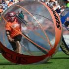 During a 49ers vs. Broncos preseason game in Denver, the league introduced revolutionary new technology to help players, and hamsters, avoid the scourge of concussion.