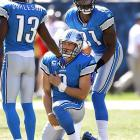 There is an NFC team that's taking a step back after finally making the playoffs in 2011, but it's not the 49ers, as quite a few pundits have projected. It's the Lions. Detroit will score a bundle of points in the passing game, but its secondary and running game are huge question marks, and keeping Matthew Stafford healthy for another 16 games is mandatory.