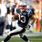 Wes Welker took the long, hard road to NFL prominence. Undrafted by the Chargers in 2004, Welker was cut after the first game of the season. He spent the next two years climbing the depth chart at returner and receiver in Miami before breaking through, eventually becoming a star in New England in 2007. He now sits atop several NFL records. He holds a few Patriots and Dolphins franchise records, and some impressive league-wide marks, too, including the most seasons with at least 100 receptions (four).