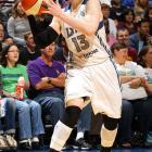 Tops in the WNBA with 5.3 assists per game, Whalen is a nightmare to stop in transition, especially with options such as Seimone Augustus and Maya Moore. She averaged 11.5 points during the regular season.