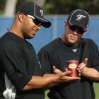 Athletes Drinking Coffee