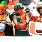 U had to salute Duke Johnson's four-TD day in the Hurricanes' 38-10 win over Bethune-Cookman at Sun Life Stadium in Miami.