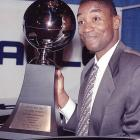 The Pistons repeated in 1990, defeating the Portland Trail Blazers in five games behind Finals MVP Thomas, who averaged 27.6 points and 7.0 assists.
