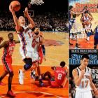 It may feel like too long ago for Knicks' fans, but former Harvard point guard Jeremy Lin, working off of a non-guaranteed contract after having been cut twice, took the world's biggest stage by absolute storm. The diminutive but lightning-quick point guard rattled off tremendous performances against the Nets, Jazz and eventually the Lakers, where he thoroughly outperformed Kobe Bryant by scoring 38 points and dishing out seven assists.