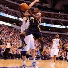 Collison impressed as a fill-in for Chris Paul in New Orleans and is looking to rediscover that form in Dallas after two ho-hum seasons in Indiana, where he finished 2011-12 as George Hill's backup. He will get a chance to re-establish his value as Dallas' likely opening-night starter at point guard.