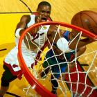 """Bosh thought his days at center were over, but he was wrong. Miami asked Bosh to play down low extensively during its title run, and he said he expects to open the season as the starting 5. """"When I signed in Miami, I said, 'That's it. No more 5!' Next thing I know, I'm there again,"""" Bosh said. He added weight in the offseason in anticipation of the move, and it'll be interesting to see if the extra weight has robbed him of any quickness and explosiveness."""