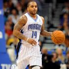 The good news for Nelson: He just signed a three-year deal with the Magic. The bad news: He just signed a three-year deal with the Magic. With Dwight Howard in L.A., Orlando is officially in rebuilding mode. Nelson signed his contract before the trade, so it's possible he didn't know what he was getting into. His attitude toward a young, potentially very bad team in training camp may determine whether he's still in Orlando after the trading deadline.