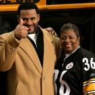 NFL Players and Their Moms