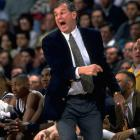 Calhoun led the Huskies to the Elite Eight in 1994, one of nine such trips his UConn teams would make.