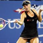 The top seed a year ago, the U.S. Open was a disappointing tournament for Wozniacki, taking a 6-2, 6-2 first-round loss at the hands of Irina-Camelia Begu.