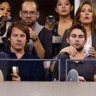 Celebrities at the U.S. Open