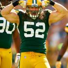 """Clay Matthews talks about Boyz II Men, his favorite purple sweater, and what the Packers must do to return to the Super Bowl this season in this week's edition of """"Just My Type"""" with Dan Patrick."""